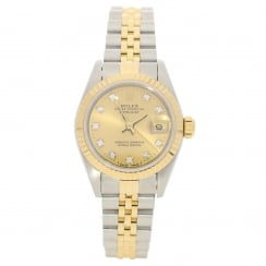 Datejust 69173 - Ladies Watch - Diamond Dial – 1991