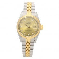 Datejust 69173 - Ladies Watch - Diamond Dial - 1991