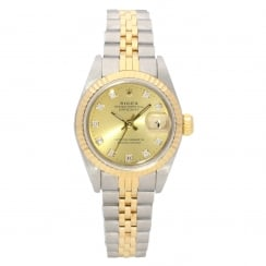 Datejust 69173 - Ladies Watch - Diamond Dial - 1992