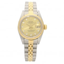 Datejust 69173 - Ladies Watch - Diamond Dial - 1994