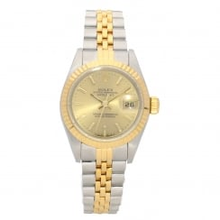 Datejust 69173 - Ladies Watch - Diamond Dial - 1996