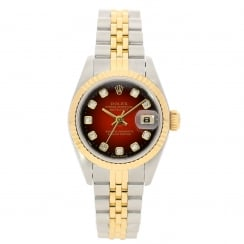 Datejust 69173 - Ladies Watch - Diamond Dial - 1997