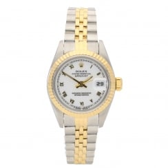 Datejust 69173 - Ladies Watch - White Dial - 1995
