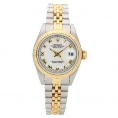 Datejust 69173 - Ladies Watch - White Dial - 1997