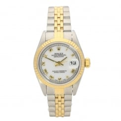 Datejust 69173 - Lady's Watch - White Dial 1999