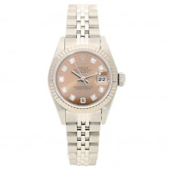 Datejust 69174 - Ladies Watch - Copper Diamond Dial - 1996