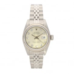 Datejust 69174 - Ladies Watch - Diamond Dial - 1990