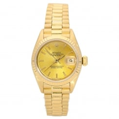 Datejust 69178 - 18ct Gold - 1988