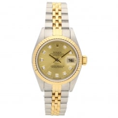 Datejust 79173 - Ladies Watch - Diamond Dial - 2000