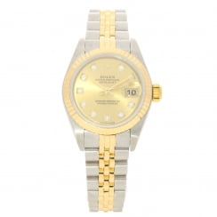 Datejust 79173 - Ladies Watch - Diamond Dial - 2002