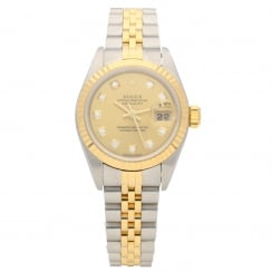 Datejust 79173 - Ladies Watch - Diamond Dial - 2003