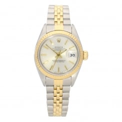 Datejust 79173 - Ladies Watch - Silver Dial - 2001