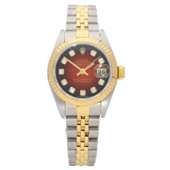 Datejust 79173 - Red Diamond Dial - 2000