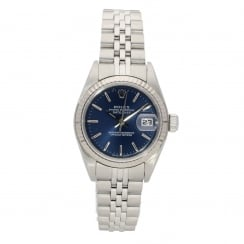 Datejust 79174 - Blue Dial - 2001