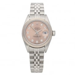 Datejust 79174 - Copper Diamond Dial - 2004
