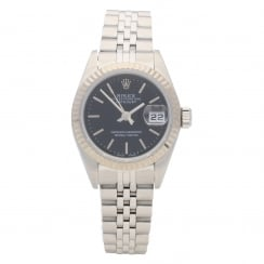 Datejust 79174 - Ladies Watch - Black Dial - 2001