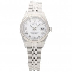 Datejust 79174 - Ladies Watch – White Dial – 2004