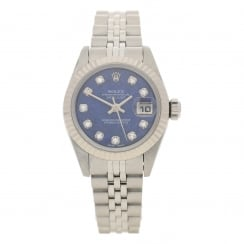 Datejust 79174 - Lady's Watch - Sodalite Diamond Dial - 2002