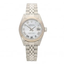 Datejust 79174 - Silver Roman Mother of Pearl Dial - 2004