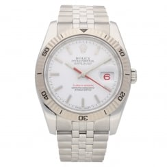 Datejust Turn-O-Graph 116264 - White Dial - 2005