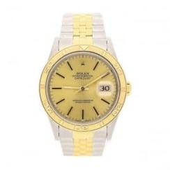 Datejust Turn-O-Graph 16263 Mens Watch - 1991