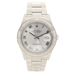 Datejust Turn-O-Graph 16264 - Gents Watch - Silver Dial - 2004