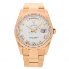 Day-Date 118205 - Gents Watch - Everose Gold - 2001