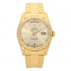 Day-Date 118238 - Champagne Dial - 2000