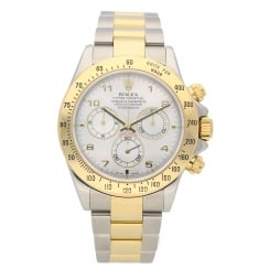 Daytona 116523 - Gents Watch - Mother of Pearl Dial - 2004
