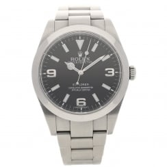 Explorer 214270 - Gents Watch - Black Dial - 2012