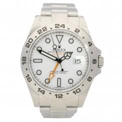 Explorer II 216570 - Gents Watch - White Dial - 2016