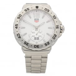 Formula 1 WAU113 - Gents Watch - White Dial - Approx 2010