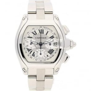 Gents Pre Owned Cartier Roadster Chronograph