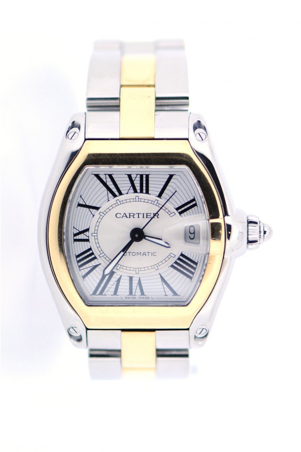 cartier roadster miltons secondhand cartier watches. Black Bedroom Furniture Sets. Home Design Ideas