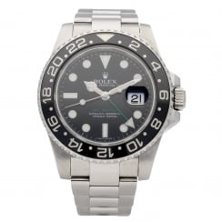 GMT Master II - 116710 - Black Dial - Approx 2012