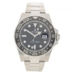 GMT Master II 116710LN - Gents Watch - Black Dial - 2013