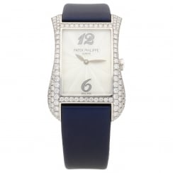 Gondolo Serata 4972G - Ladies Watch - White Gold & Diamond