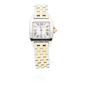 Lady's Cartier Santos Demoiselle 2698