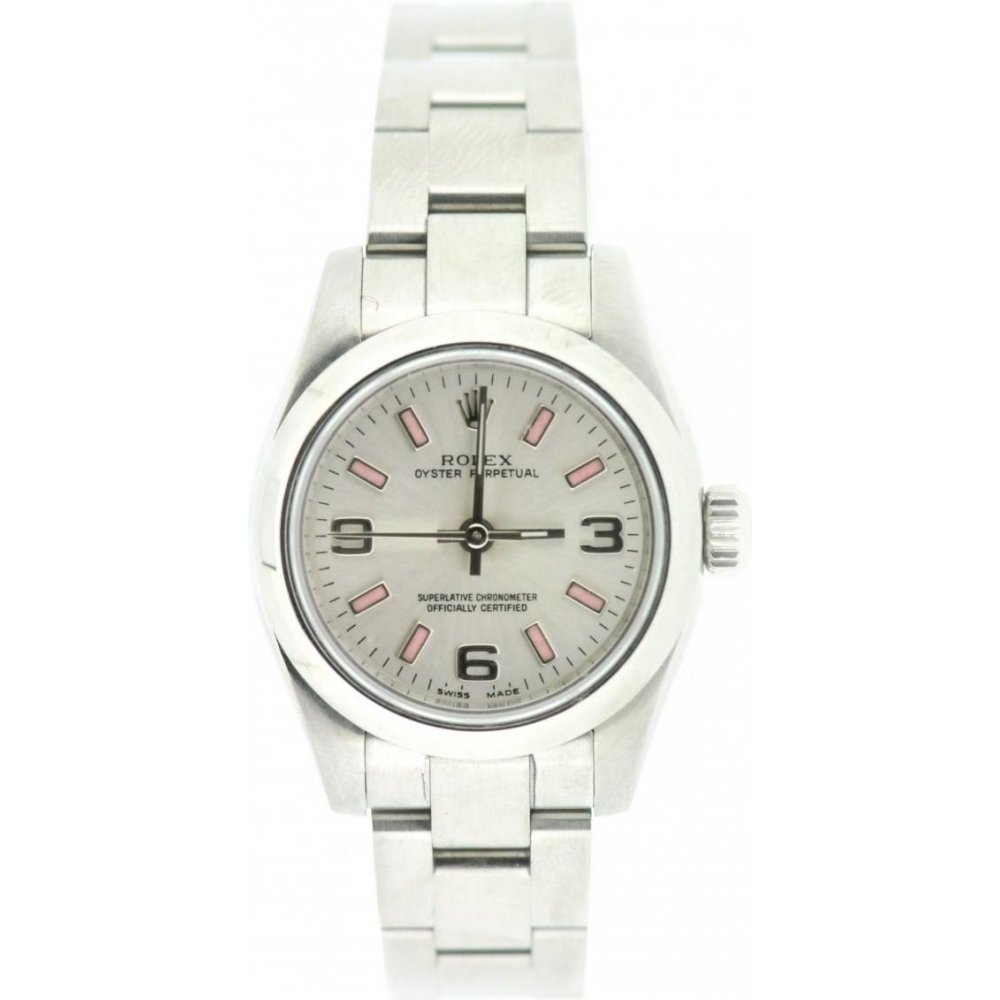 3644637e3bb Pre-Owned Ladies Rolex Oyster Perpetual 176200
