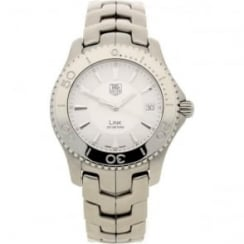 Link WJ1111 - Silver Dial - Quartz - Pre Owned Watch