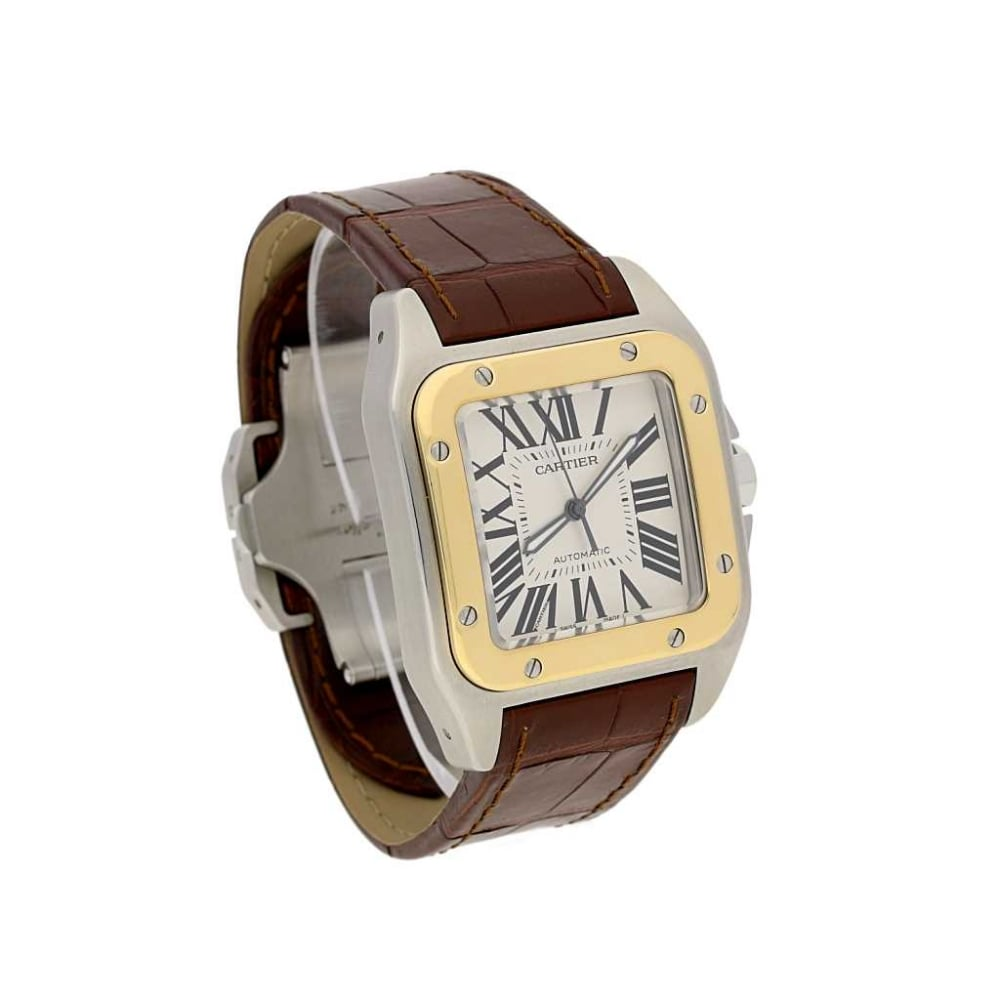 7fcee092786d5 Cartier Santos Pre Owned « One More Soul