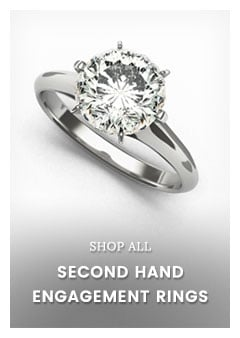 Secondhand Engagement Rings