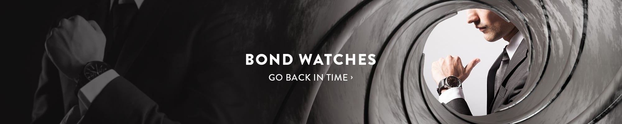 Bond Watches Campaign