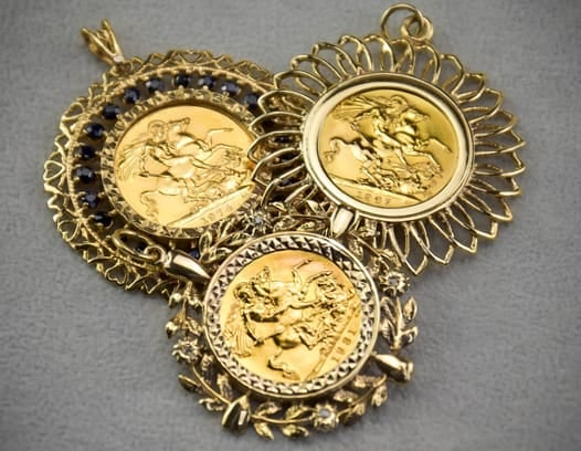 Ladies Sovereigns
