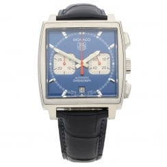Monaco CW2113 - Gents Watch - Blue Dial - 2007