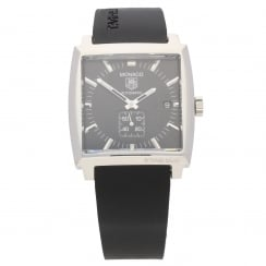 Monaco WW2110-0 - Black Dial - 2010 approx