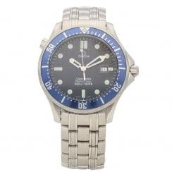 Seamaster 2541.80.00 - Gents Watch - Blue Dial & Bezel - 2003