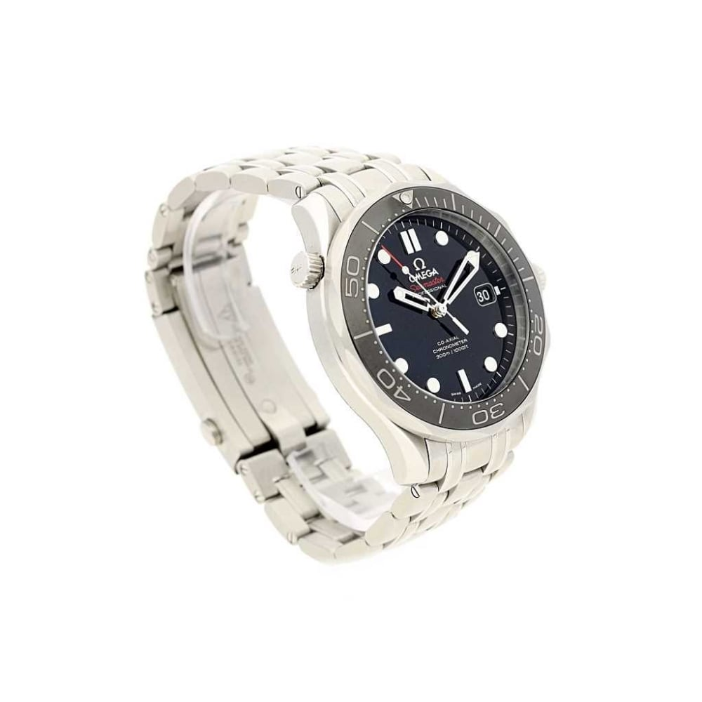 Omega seamaster diver 300m co axial ceramic bezel - Omega dive watch ...