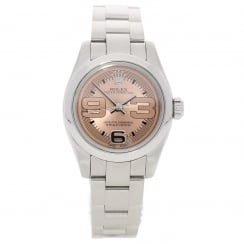 Oyster Perpetual 176200 - Ladies Watch - Pink Dial - 2008