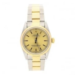 Oyster Perpetual 77483 - Champagne Dial - 2000